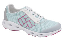 Columbia Women's Drainmaker wind/fuchsia rose